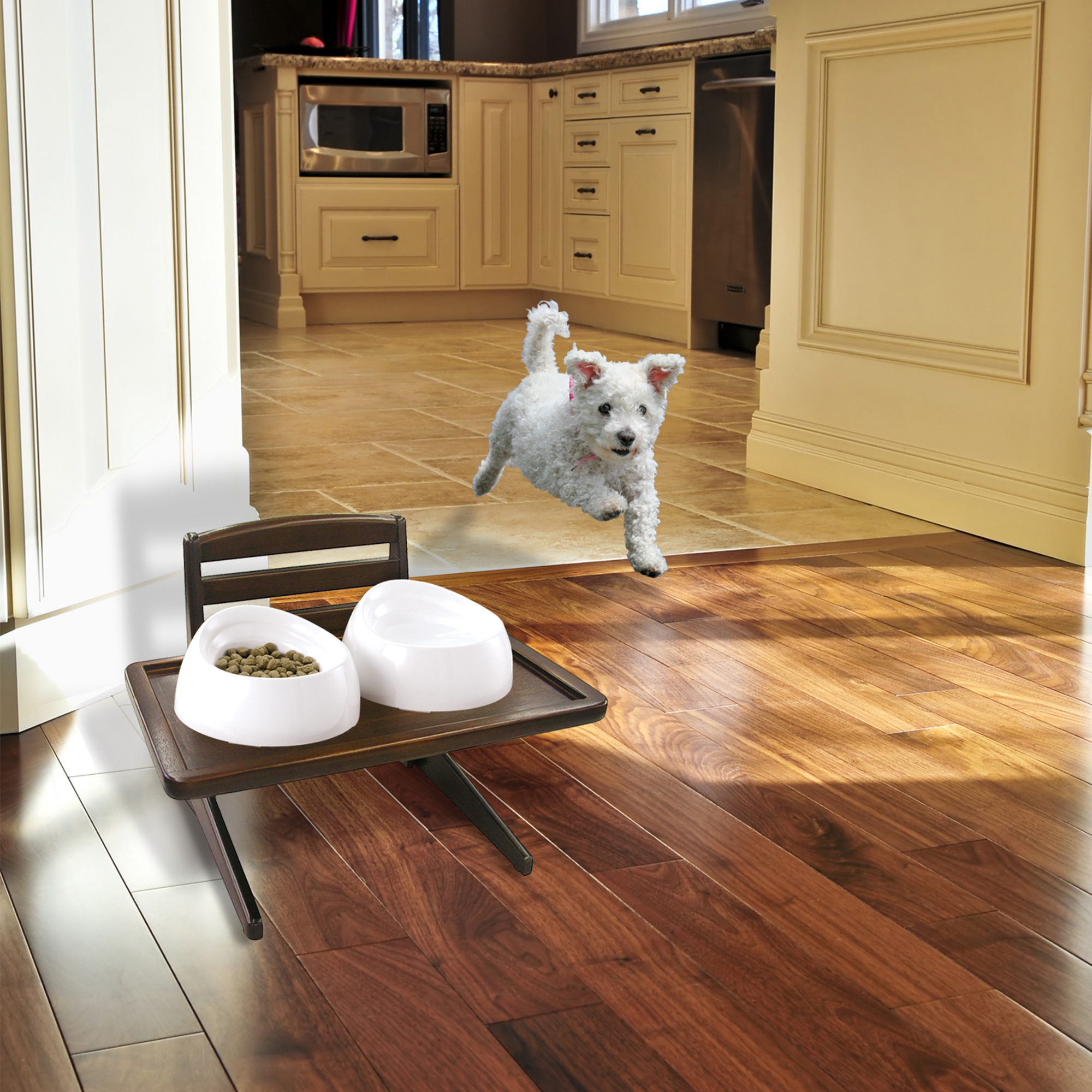 Charming Eco Friendly Pet Furniture For Your Furry Friends: Fall Colors Inspire Green Shopping