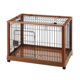 Easy Clean Pet Crate Richell Usa Inc