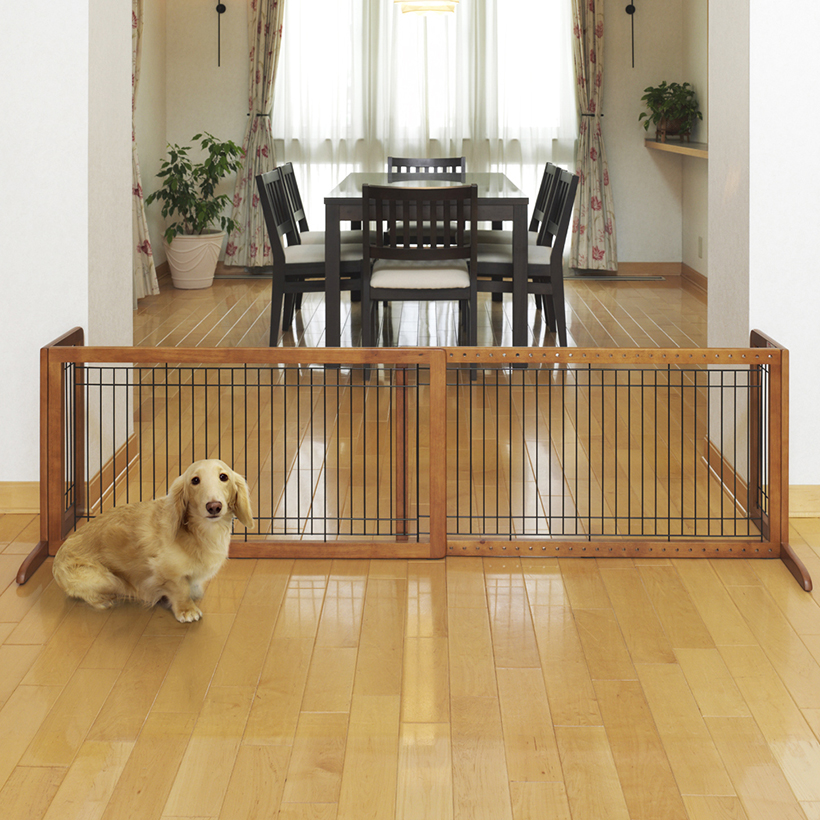 Freestanding Pet Gate Extra Wide Home Ideas