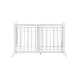 Hands Free Dog Gate Pet Beds Extra Large Dog Crates