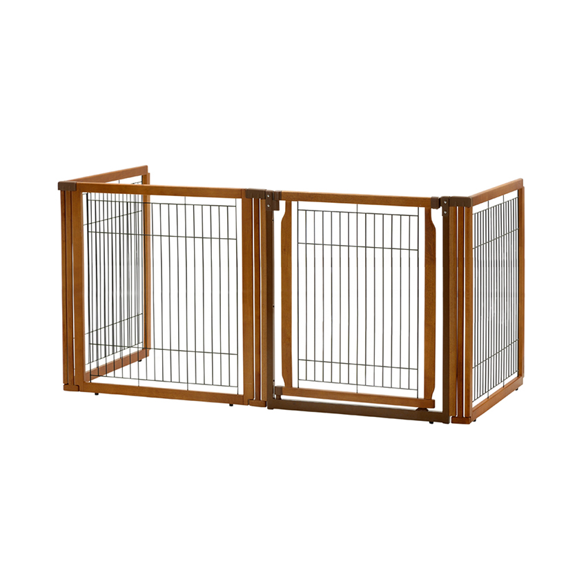 4 Panel Pet Gate Convertible Elite Pet Gate Room Divider