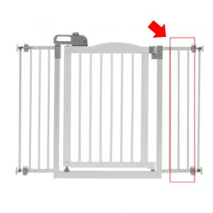 One- Touch Pet Gate