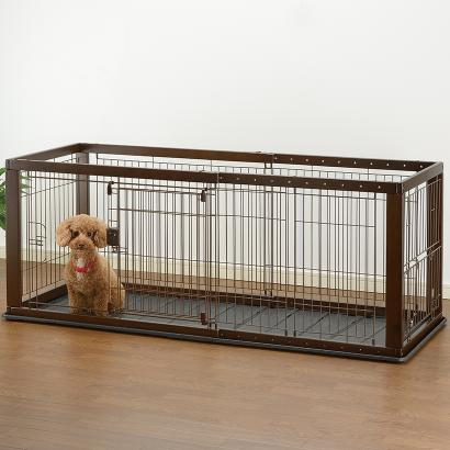 Expandable Pet Crate Large Dog Amp Cat Kennell Orthopedic