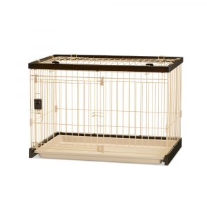 Easy-Clean Pet Crate