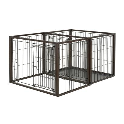 Flip To Play Dog Crates Flip To Play Pet Crate