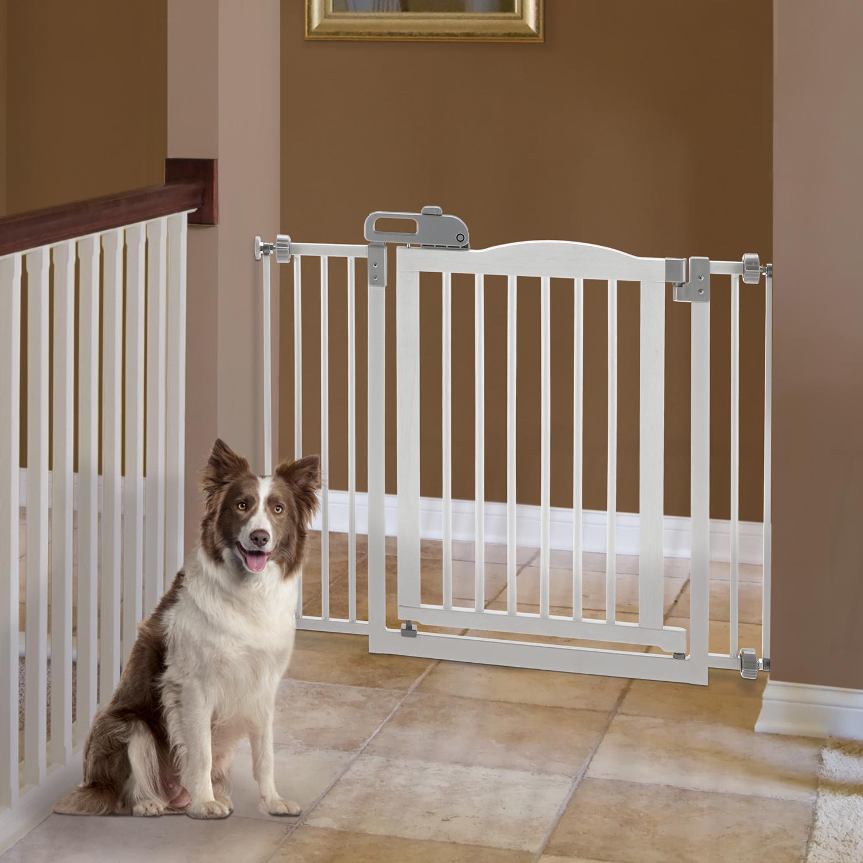 e Touch Pet Gate Dog Crate Gate Latched Gate