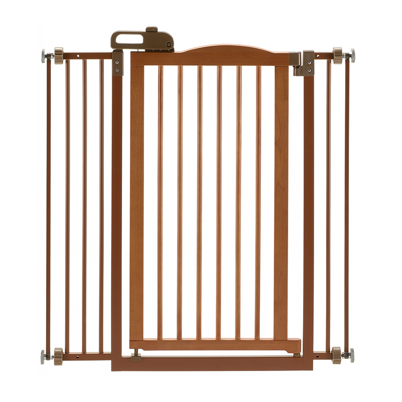 Tall One-Touch Gate II, Pet Gate, Dog & Cat Gates For House