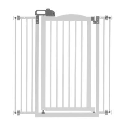 Tall One Touch Gate Ii Pet Gate Dog Amp Cat Gates For House