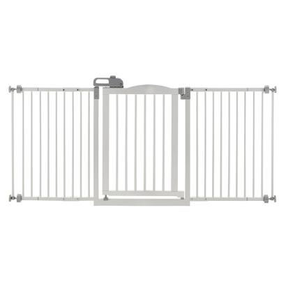 One Touch Wide Dog Gates One Touch Wide Pet Gate