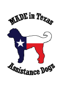 MADE in Texas Assistance Dogs