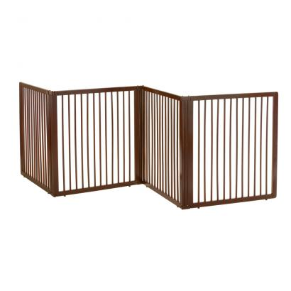 Wooden Room Divider dog gates Richell USA Inc