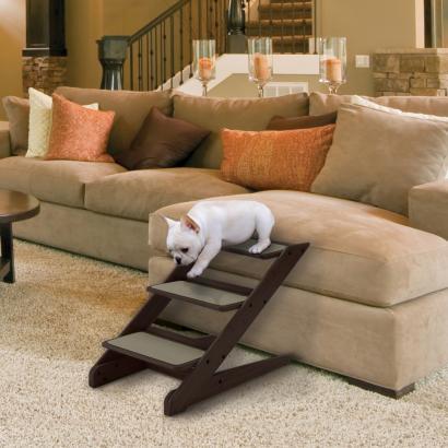 3 Step Pet Stool Pet Furniture Dog Gates Pet Pens Amp Crates