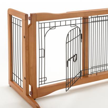 Freestanding Tension Mount Dog Gates Pet Sitter Plus Pet