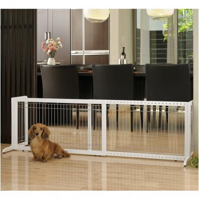 Freestanding Dog Gates Freestanding Large Pet Gate
