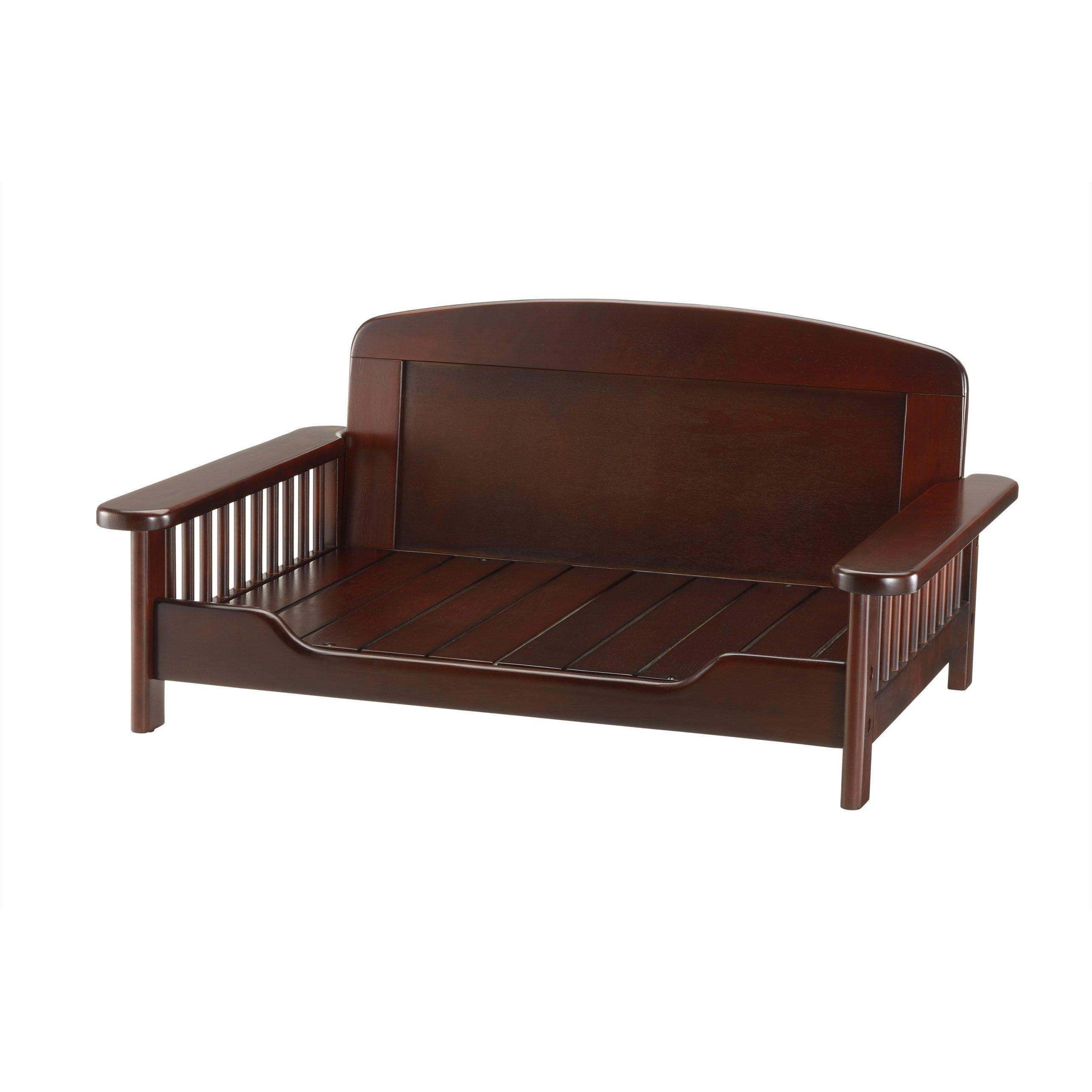 Richell Elegant Wooden Dog Bed