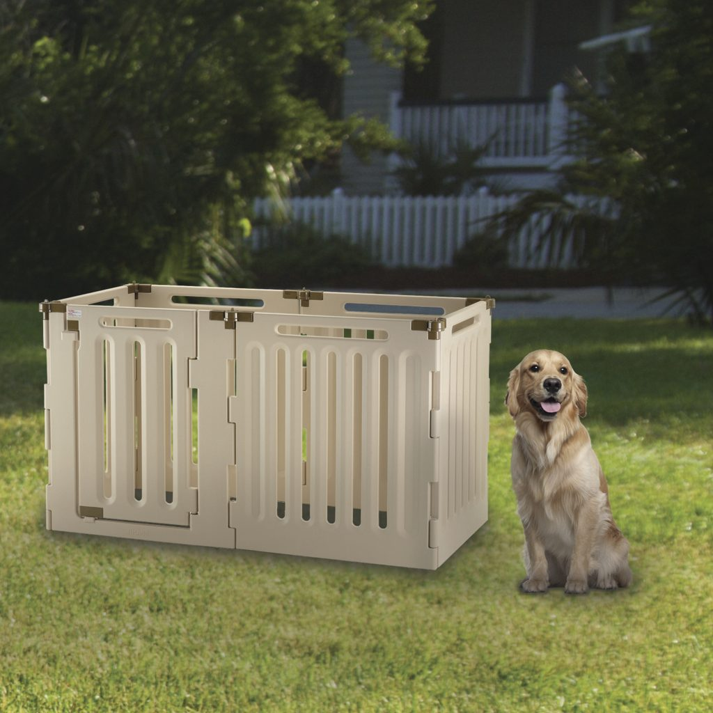 Pet Plastic Playpens & Kennels