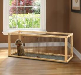 Expandable Pet Crate