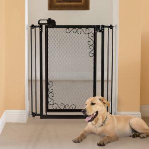 Pet Gates Dog Freestanding