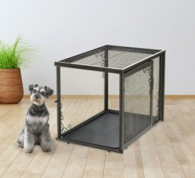 Metal Pet Crate, Dog Crate
