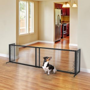 Pet Gate, Dog Gate, Metal Gate
